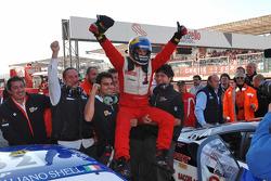 Sunday Coppa Shell race: Riccardo Ragazzi