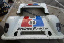 Brumos Racing bodywork