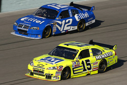 Paul Menard and Ryan Newman