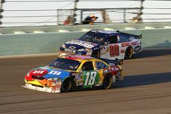 Kyle Busch and Dale Earnhardt Jr.