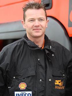 Team de Rooy: Patrick van der Heijden, assistance truck #859