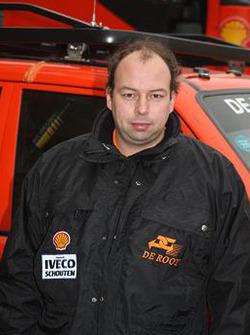 Team de Rooy: Dennis Voets