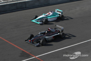 Velibor Jovanovic, DAMS Team and Jazeman Jaafar, Eifelland Racing