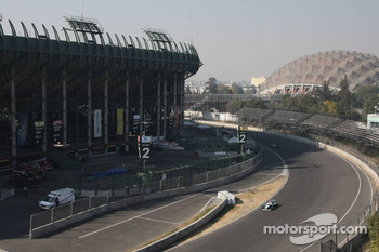Autodromo Hermanos Rodriguez in Mexico