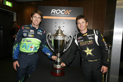 Carl Edwards and Tanner Faust