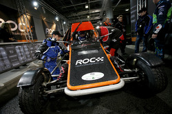 David Coulthard in a RX150 Buggy