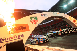 Quarter final, race 2: Sébastien Loeb vs Mattias Ekström