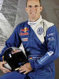 Volkswagen Motorsport: driver Dieter Depping