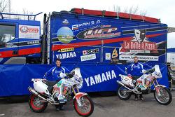 Fret-Motorsport: Olivier Pain and David Frétigné