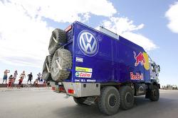 Volkswagen service truck