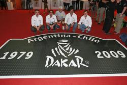 Francisco Inocencio, Paulo Fiuza, Nuno Pedro Inocencio and Jaime Santos