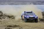 #301 Volkswagen Touareg: Carlos Sainz and Michel Prin