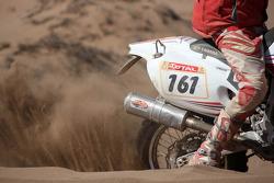 #161 Yamaha 450 WRF: Bertrand Domet