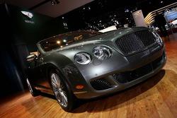 Bentley GTC Speed