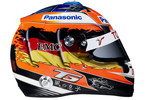 Helmet of Timo Glock