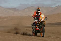 #9 KTM 690 Rallye: Jordi Viladoms