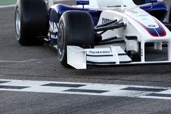 The new BMW Sauber F1.09