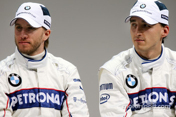 Press conference: Nick Heidfeld and Robert Kubica