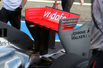 Lewis Hamilton, McLaren Mercedes, MP4-24, detail