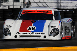 #58 Brumos Racing Porsche Riley: David Donohue, Antonio Garcia, Darren Law, Buddy Rice