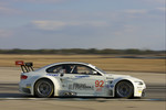 #92 BMW Rahal Letterman Racing Team BMW E-92 M3: Bill Auberlen, Joey Hand, Tom Milner, Dirk Muller