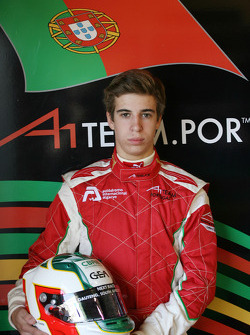 Antonio Felix da Costa, driver of A1 Team Portugal
