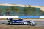 #15 Lowe's Fernandez Racing Acura ARX-01B Acura: Adrian Fernandez, Luis Diaz, Michel Jourdain