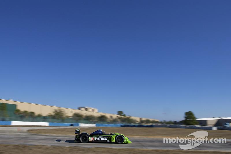 #9 Patron Highcroft Racing Acura ARX 02a Acura: David Brabham, Scott Sharp, Dario Franchitti