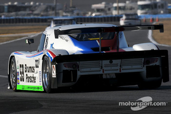#59 Brumos Racing Porsche Riley: Joao Barbosa, Terry Borcheller, JC France, Hurley Haywood
