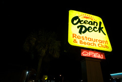 The Ocean Deck in Daytona Beach