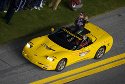 Drivers introduction: Jeff Gordon, Hendrick Motorsports Chevrolet