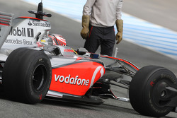 McLaren Mercedes, MP4-24, detail