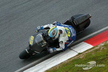 Loris Capirossi ofRizla Suzuki