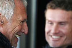 Dietrich Mateschitz, Owner of Red Bull, David Coulthard, Red Bull Racing, Consultant