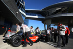Lewis Hamilton, McLaren Mercedes, MP4-24- Formula 1 Testing, Jerez