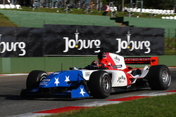 J.R. Hildebrand, driver of A1 Team USA