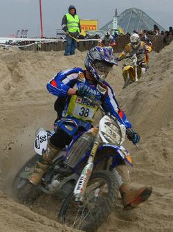 #38 Yamaha 480 4T: Dirk Rhom