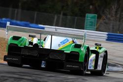 #20 Dyson Racing Team Lola B09 86 Mazda: Butch Leitzinger, Marino Franchitti, Ben Devlin
