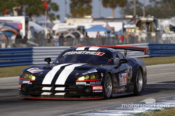 #11 Primetime Race Group Dodge Viper Competition Coupe: Joel Feinberg, Chris Hall, Ritchie Holt