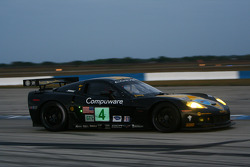 #4 Corvette Racing Chevrolet Corvette C6-R: Olivier Beretta, Oliver Gavin, Marcel Fassler