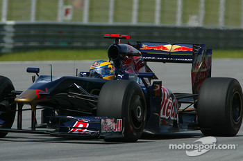 Sbastien Bourdais, Toro Rosso