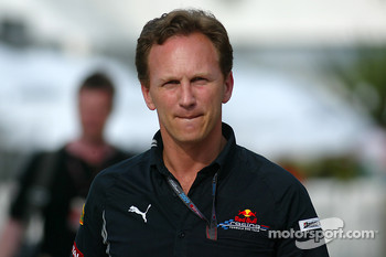 Christian Horner, Red Bull