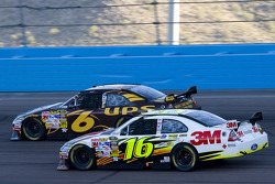 David Ragan, Roush Fenway Racing Ford, Greg Biffle, Roush Fenway Racing Ford