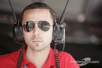 Nicolas Todt, ART Grand Prix Team Principal