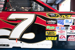 Detail of Robby Gordon Motorsports Dodge of Robby Gordon
