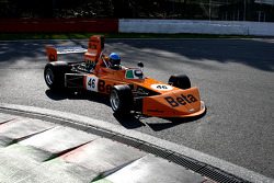 #46 Stefano Rosina (I) March 741-2, F1 Storiche (formerly driven by Vittorio Brambilla, 1974)