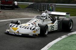 #35 Peter Dunn (GB) March 761/4, Dunn Racing (1976)