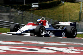 #30 David Abbott (GB) Arrows A4, Mirage (1982)