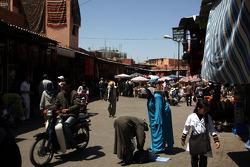 Visit of Marrakech