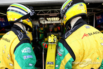 Mechanics of A1 Team Australia